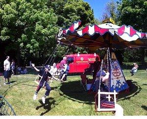 Chairaplane – Summer 2014