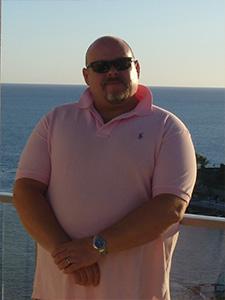 President & Treasurer - Lion Graham Illsley