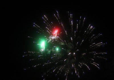 Dartford Fireworks 2017