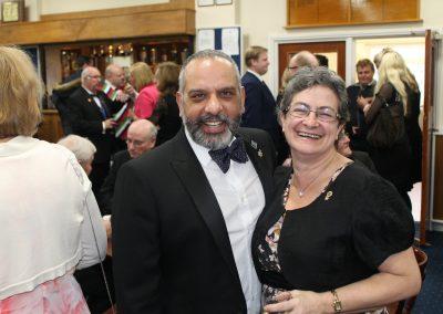 Lions Avtar & Cathy